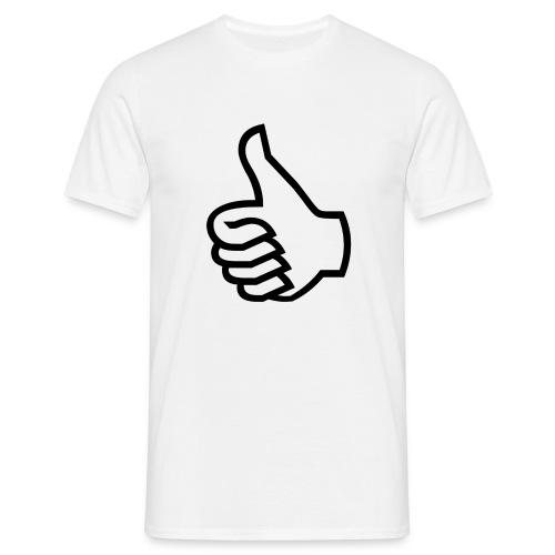 sadfgwefdasf png - T-shirt herr