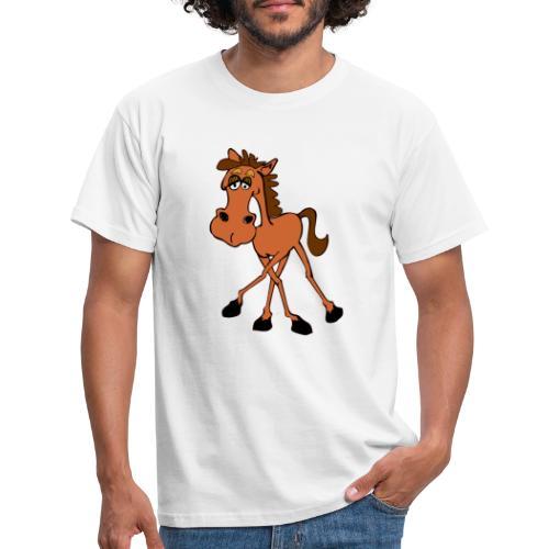 dpferd11 - Männer T-Shirt