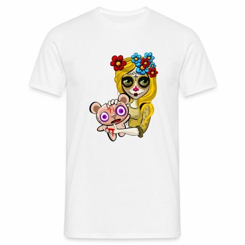 catrina - Camiseta hombre