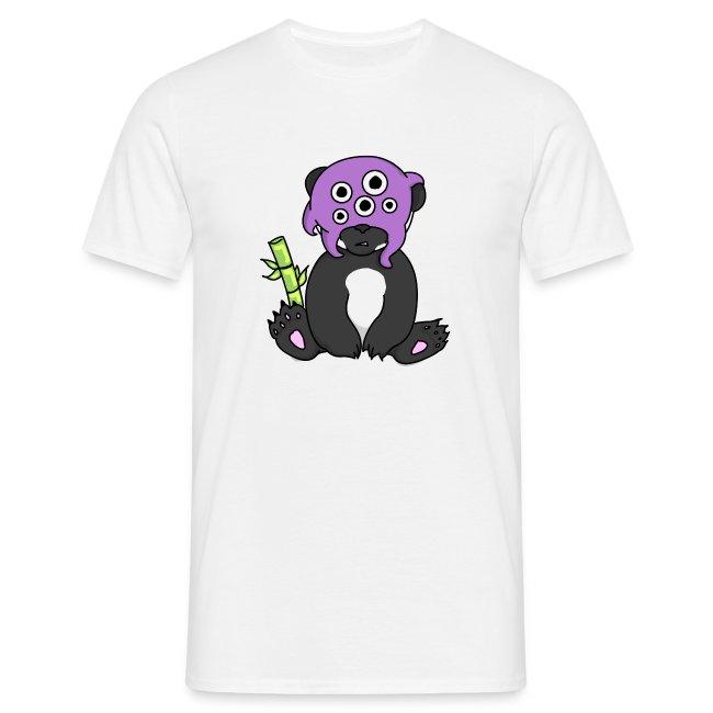 panda procrastinateur png