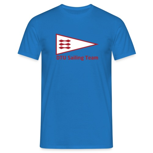 DTU Sailing Team Official Workout Weare - Men's T-Shirt