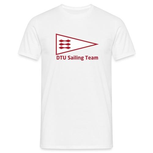 DTU Sailing Team Official Workout Weare - Men's T-Shirt