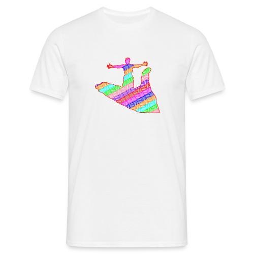 main - T-shirt Homme