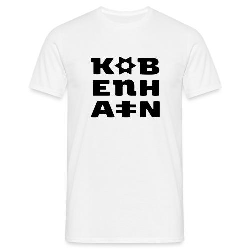 KBH - Herre-T-shirt