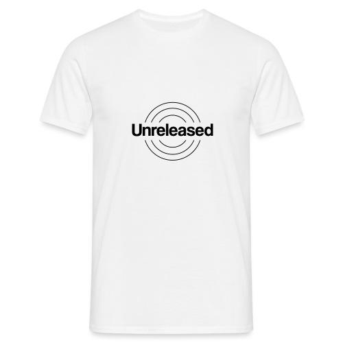 unreleased black - T-shirt Homme