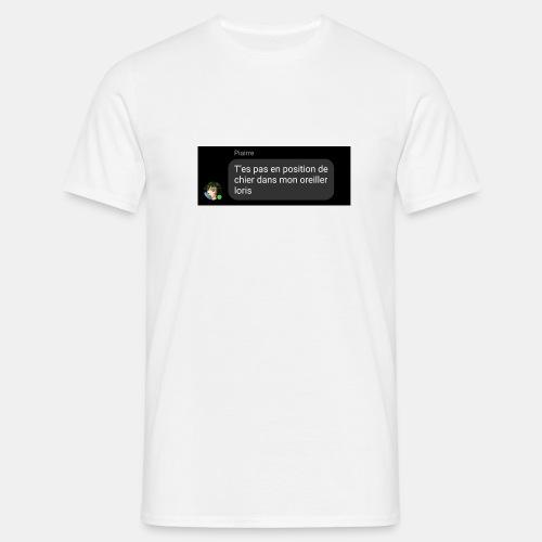 DBC - Chier dans l'oreiller - T-shirt Homme