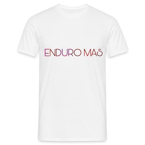 Enduro MAS - T-shirt Homme