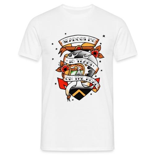 Merikoirat 10V - Miesten t-paita