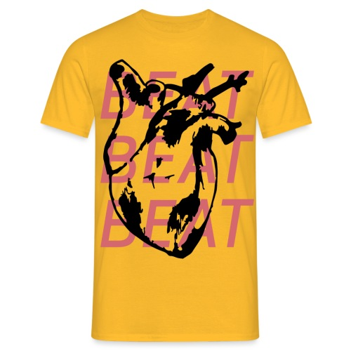 BEAT - Men's T-Shirt