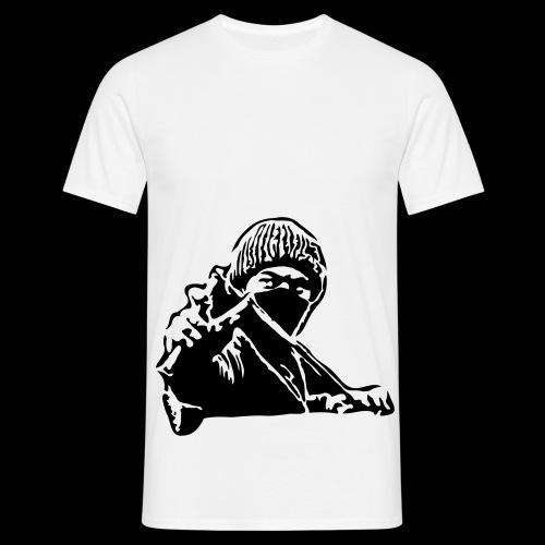old school rebel - Men's T-Shirt