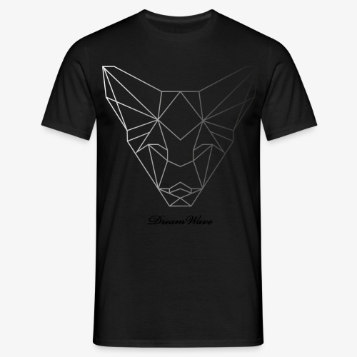 DreamWave Fox/Renard - T-shirt Homme