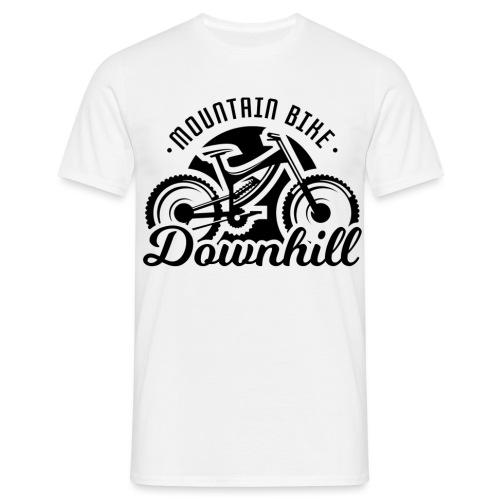 DOWNHILL - Camiseta hombre