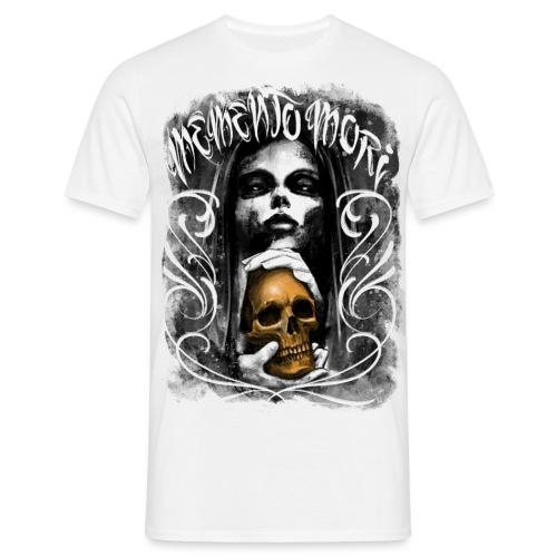 MEMENTO MORI - Männer T-Shirt