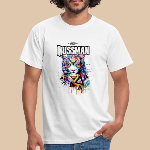 Kussman | Rainbow Tigre - T-shirt Homme