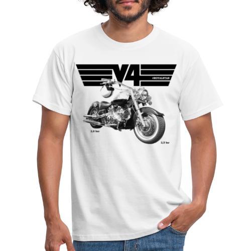 Royal Star Chopper WINGS 2 - Männer T-Shirt