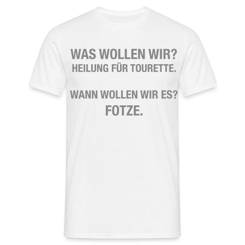 Tourette - Männer T-Shirt