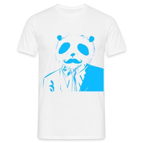 BluePanda Logo - Men's T-Shirt