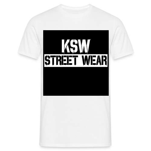 modelekswblanc - T-shirt Homme