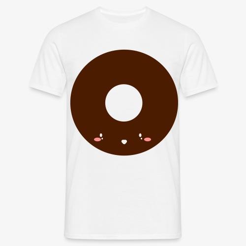 Happy Doughnut - Men's T-Shirt