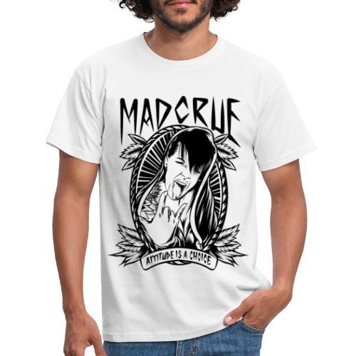 Attitude. - Men's T-Shirt