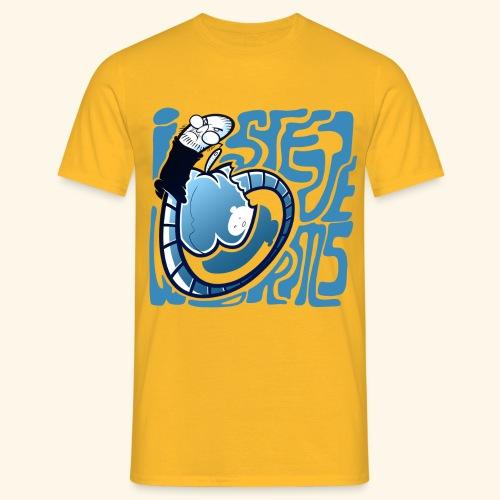 i STEVE WORMS - Men's T-Shirt