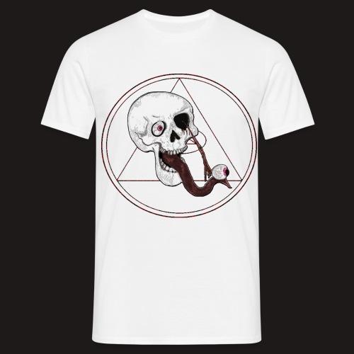 EyeSkull - Männer T-Shirt