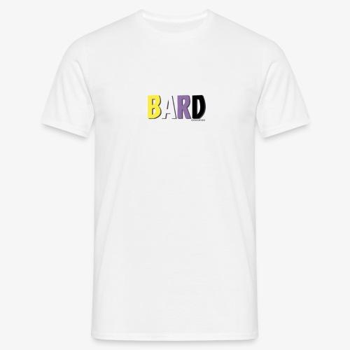 Bard Pride (Non Binary) - Men's T-Shirt
