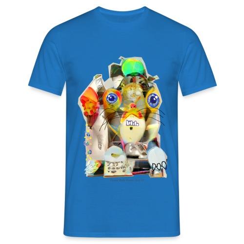 Doctor Rudy Knows Best 5! - Mannen T-shirt