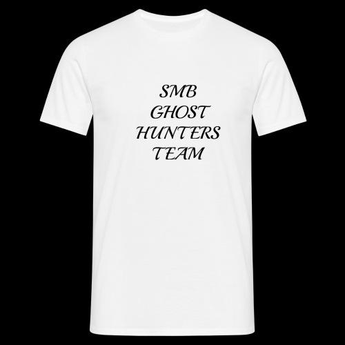 SMB GHT´S OFFICIELLA TEXT - T-shirt herr