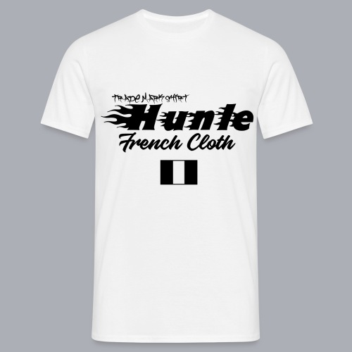 hunle Flame - T-shirt Homme