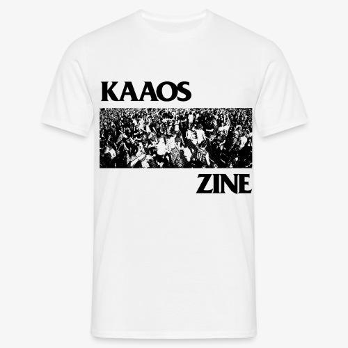 Kaaos Flag - Miesten t-paita