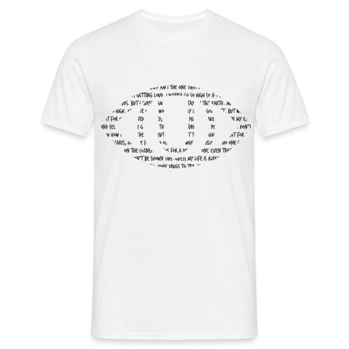 LIRISMO BLACK - Men's T-Shirt
