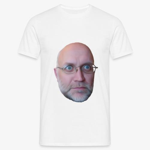 Manges face - T-shirt herr