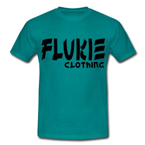 Flukie Clothing Japan Sharp Style - Men's T-Shirt