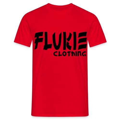 Flukie Clothing Japan Sharp Style - Men's T-Shirt