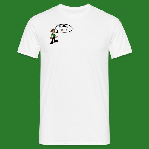 Hallig Hallo - Herre-T-shirt