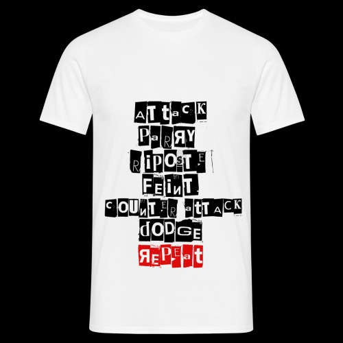 Repeat - T-shirt Homme
