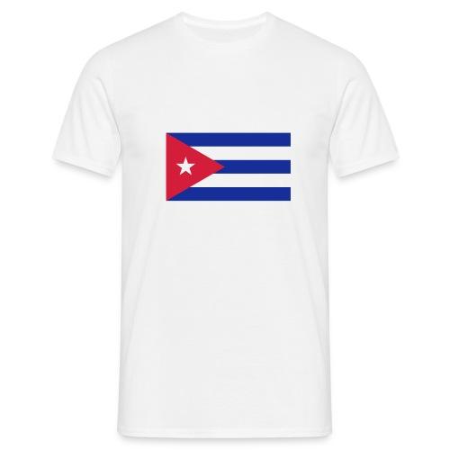 spreadshirt cuba 2farben - Männer T-Shirt