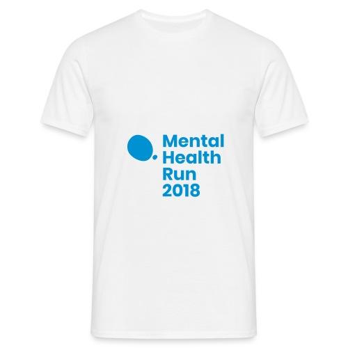 Mental Health Run 2018 - T-shirt herr