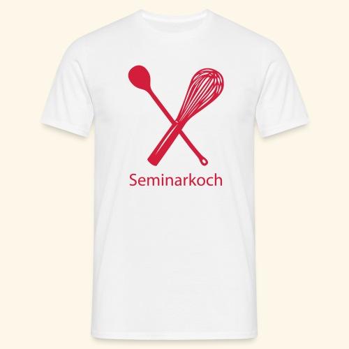 seminarkoch 2 - Männer T-Shirt