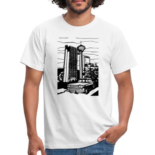 BEOGRAD GENEX TOWER - Maglietta da uomo