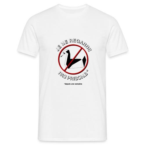 antiprisonbreakspread - T-shirt Homme