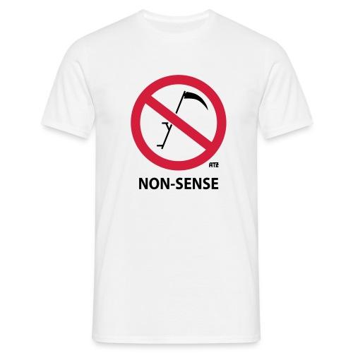 non-sense - Männer T-Shirt
