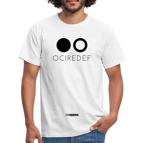 OCIREDEF Official - Maglietta da uomo