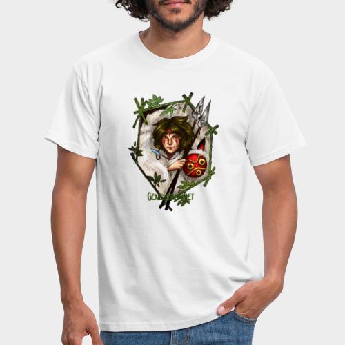 Geneworld - Mononoke - T-shirt Homme