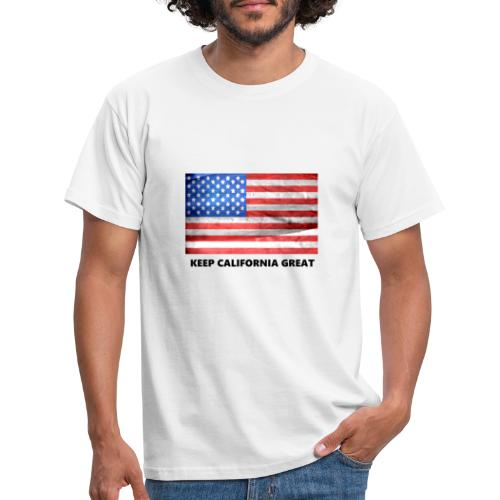 Keep California Great - Männer T-Shirt