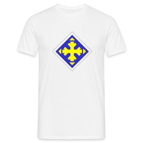 Mäksäreppu, vaalean sininen - Miesten t-paita