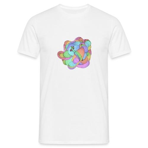 Regenbogendarm - Männer T-Shirt