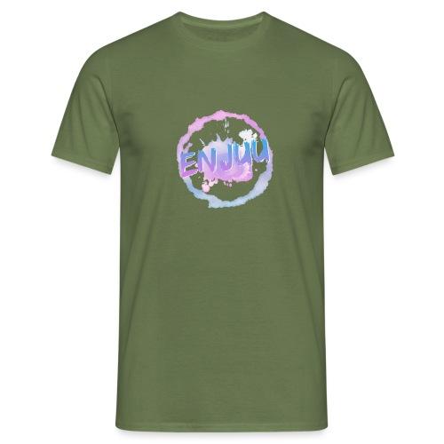 Enjuu Circleart - Männer T-Shirt