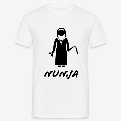 NUNJA - Männer T-Shirt
